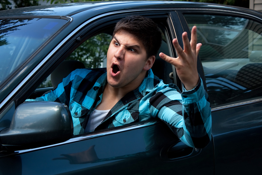 Can I Sue An Aggressive Driver in Atlanta Who Injured Me?