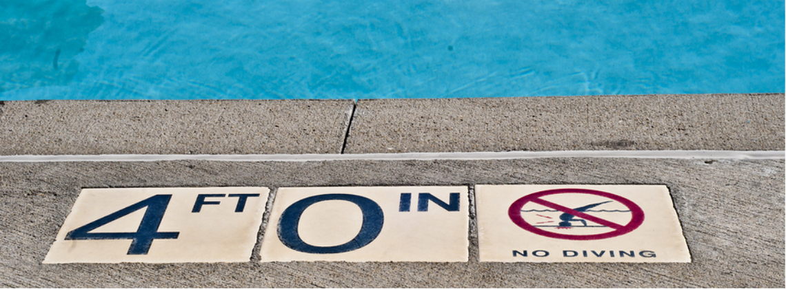 The Most Common Causes of Swimming Pool Injuries