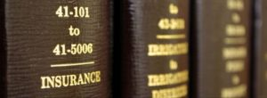 Insurance law practice books