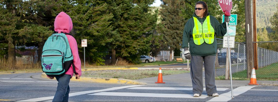 Walking to School Can Expose Children to the Risk of Involvement in a Pedestrian Accident