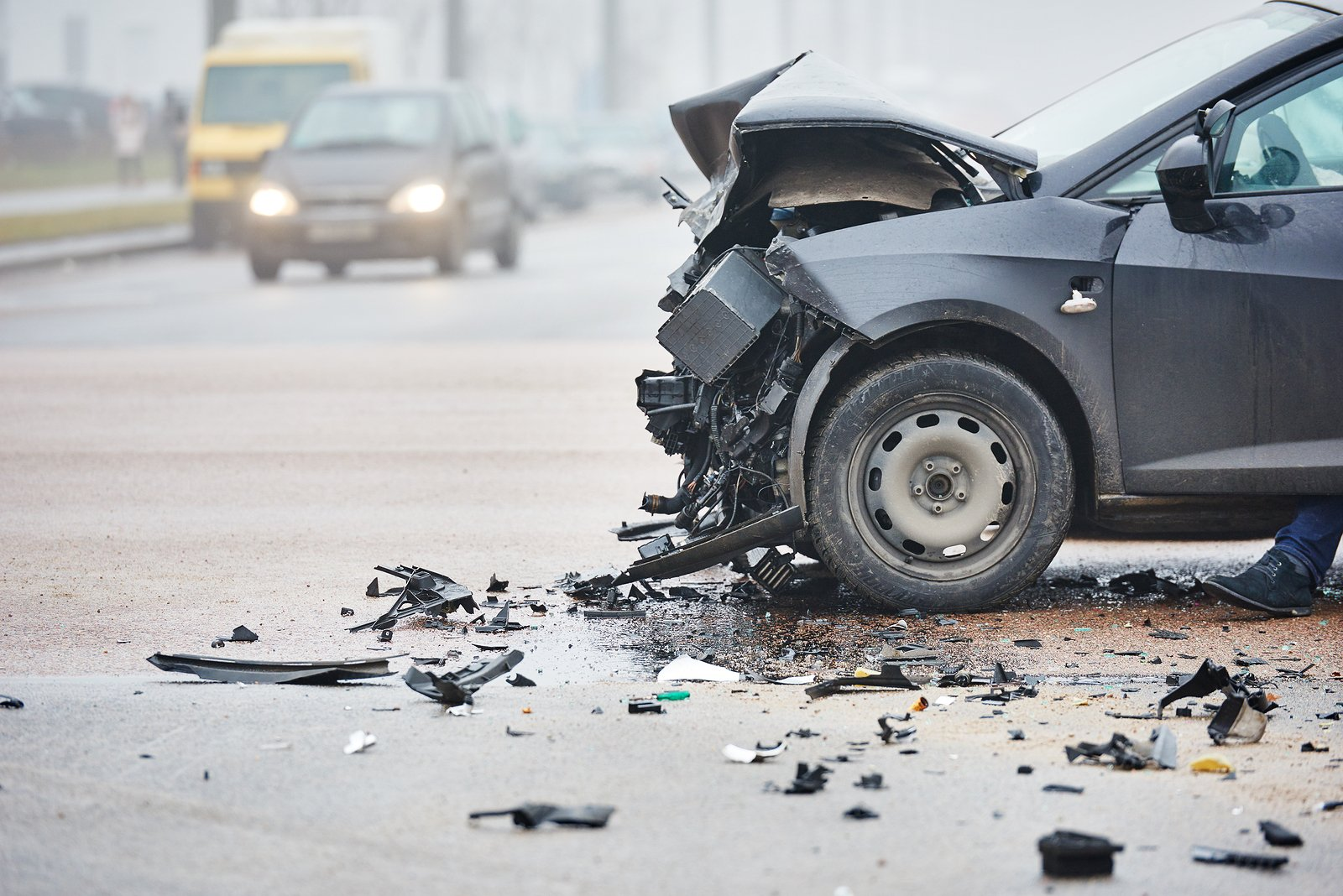Spaulding Injury Law Recovers $75,000 for Accident Victim in Less Than 4 Months
