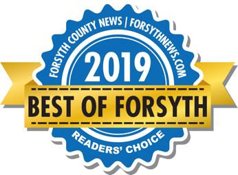 2019 best of Forsyth award