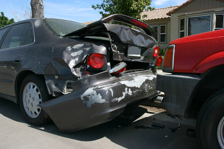 Most Common Injuries That Stem From Rear-End Car Accidents
