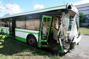 MARTA bus accident in Georgia