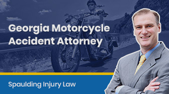 Atlanta Motorcycle Accident Attorney – Spaulding Injury Law