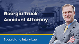 Atlanta Truck Accident Attorney – Spaulding Injury Law