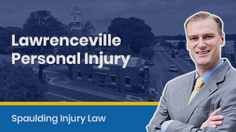 Lawrenceville Personal Injury Lawyer–Spaulding Injury Law