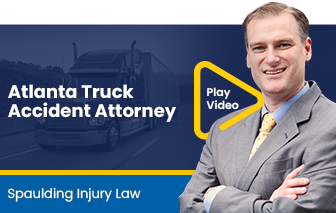 Atlanta Truck Accident Attorney – Spaulding Injury Law