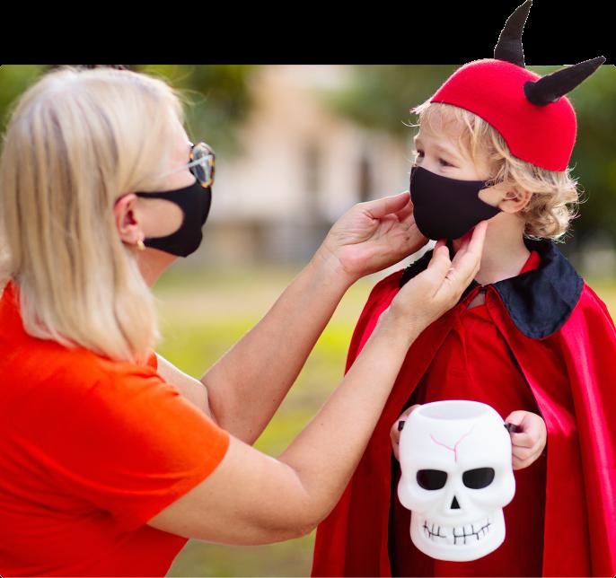 Halloween Safety Preparations