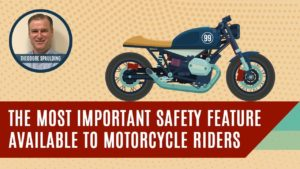 #1 Safety Feature ALL Motorcycles Should Have (and How to Add It)